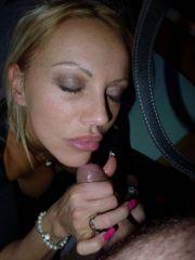 Milf slut load Blonde