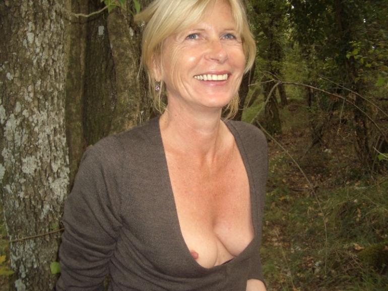 German wife naked pics #15